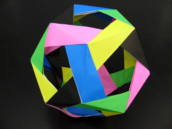 how to make a polyhedron