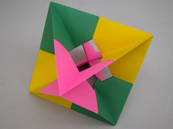 Mr  Nolde U0026 39 S Unit Polyhedron Origami Photo Gallery